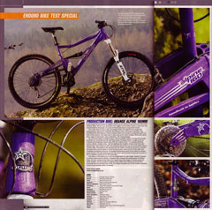 Dirt Alpine 160 Review MAy 2011