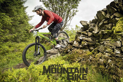 What Mountain Bike | Alpine 160 | November 2016