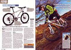 What Mountain Bike Test March 2010