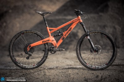 Enduro MTB | Five RS | July 2015