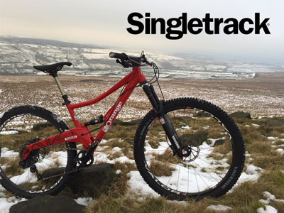 Singletrack Magazine | Segment | April 2015