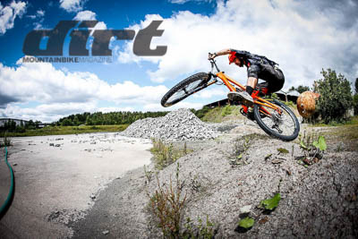 Dirt | Alpine 6 | July 2016
