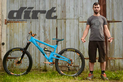 Dirt | Alpine 160 | July 2016