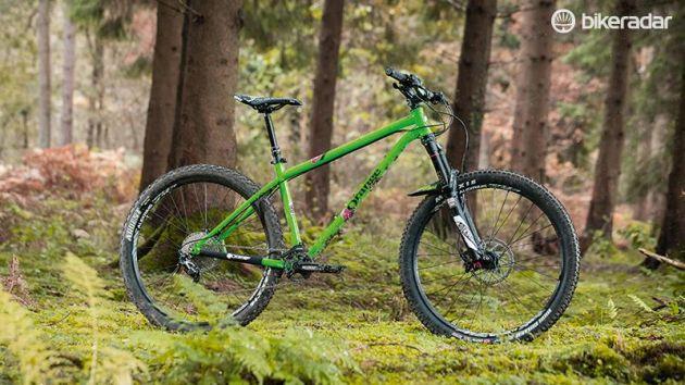 Bike Radar 2017 P7 Frame review