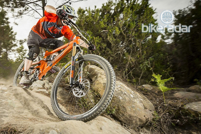 BikeRadar | Alpine 160 RS | June 2016