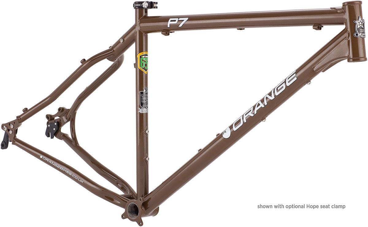 2011 — P7 Frame