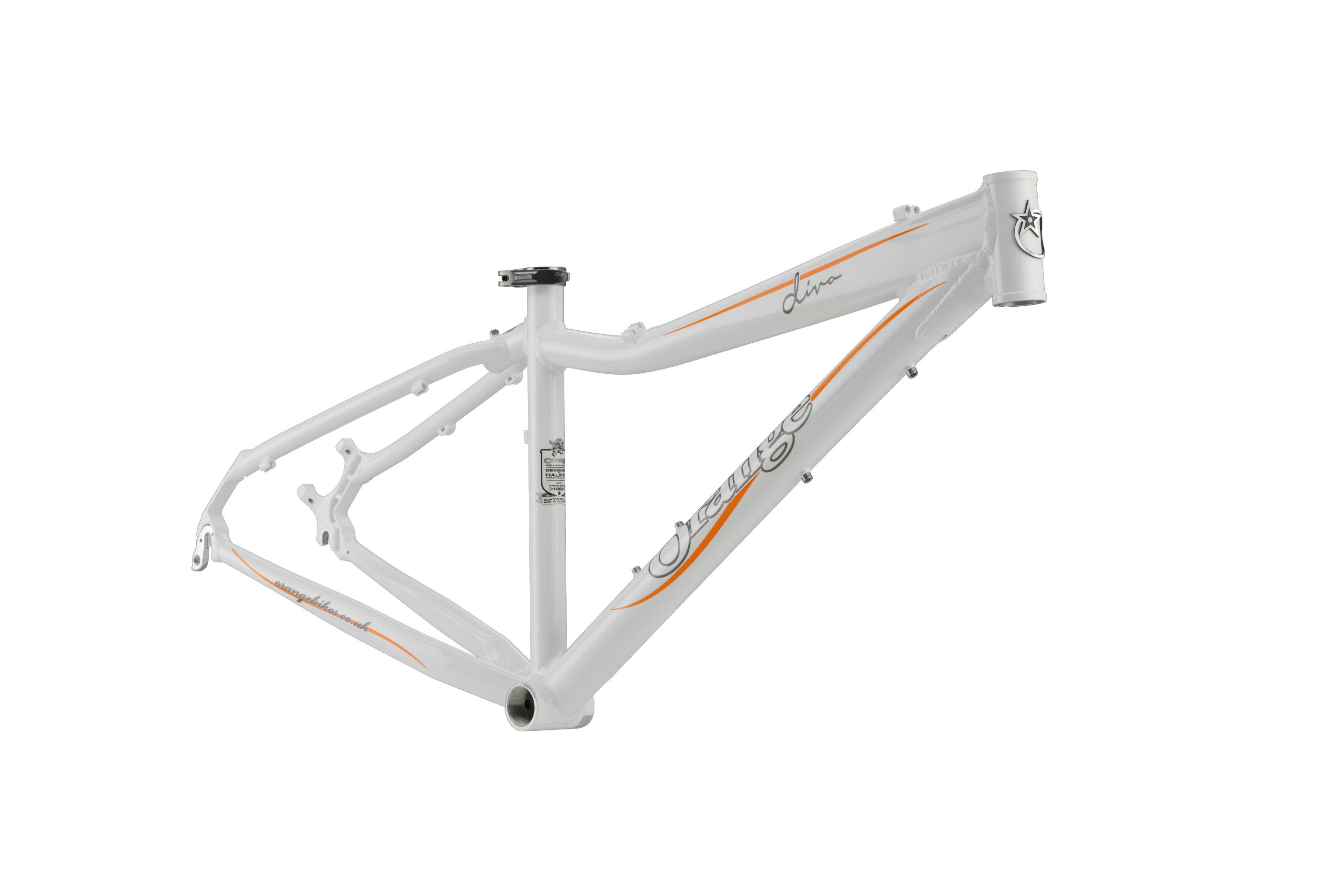 Orange Mountain Bikes - 2012 Orange Diva Frame