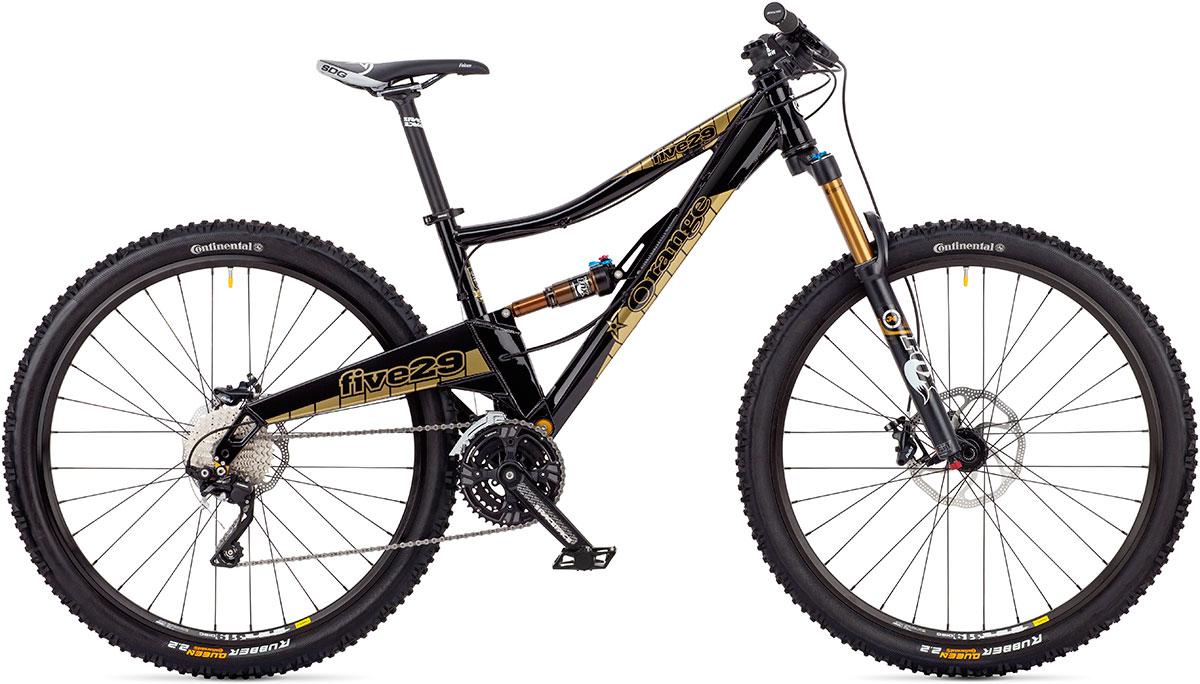 2013 — Five 29 Black Gold