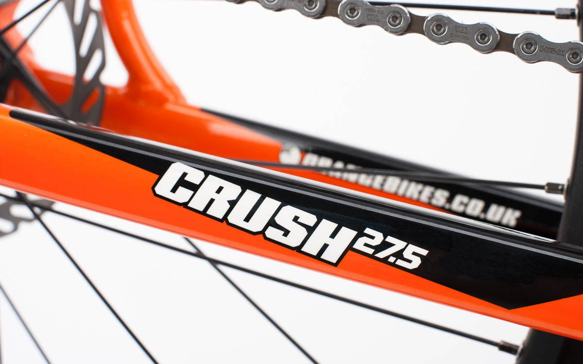 2014 — Crush