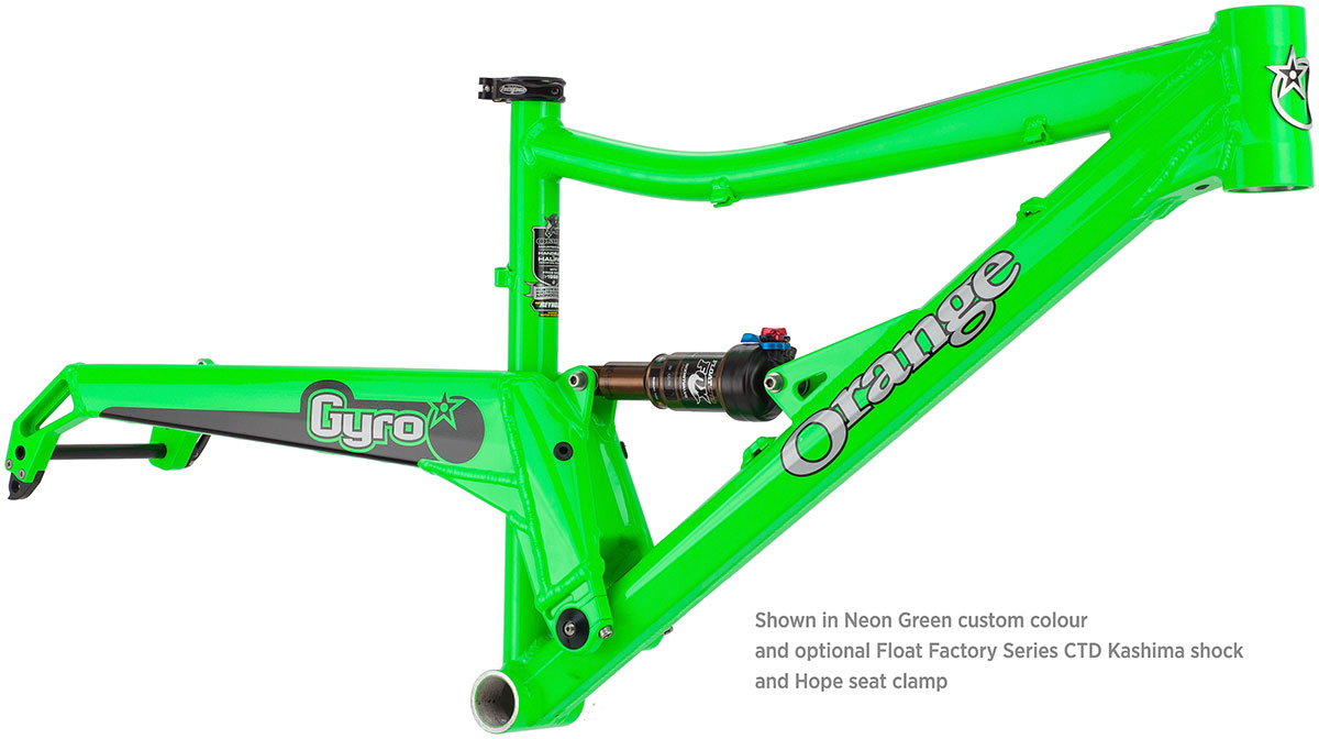 2014 — Gyro Frame