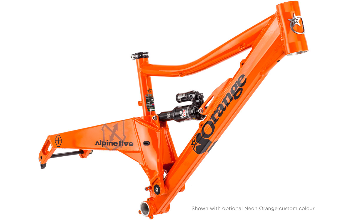 2015 Alpine Five Frame