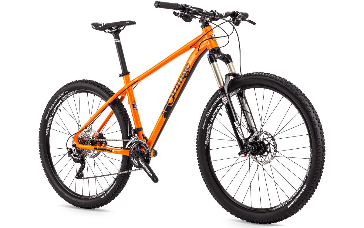 Anyone else eyeing up a 2015 Orange Clockwork 120 S (650b / 27.5 ...