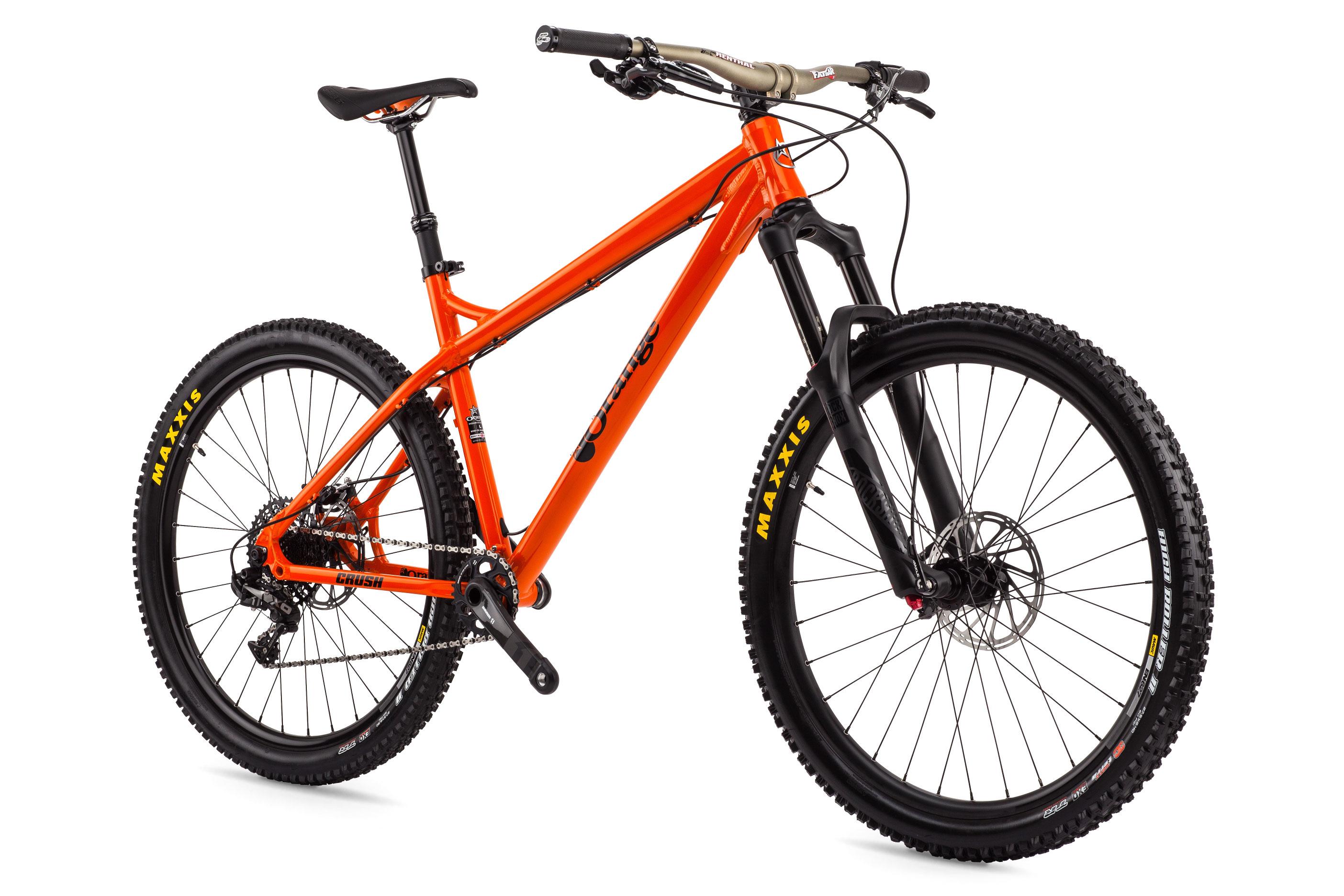 Sticker design for mountain bike - 2017 Crush Rs