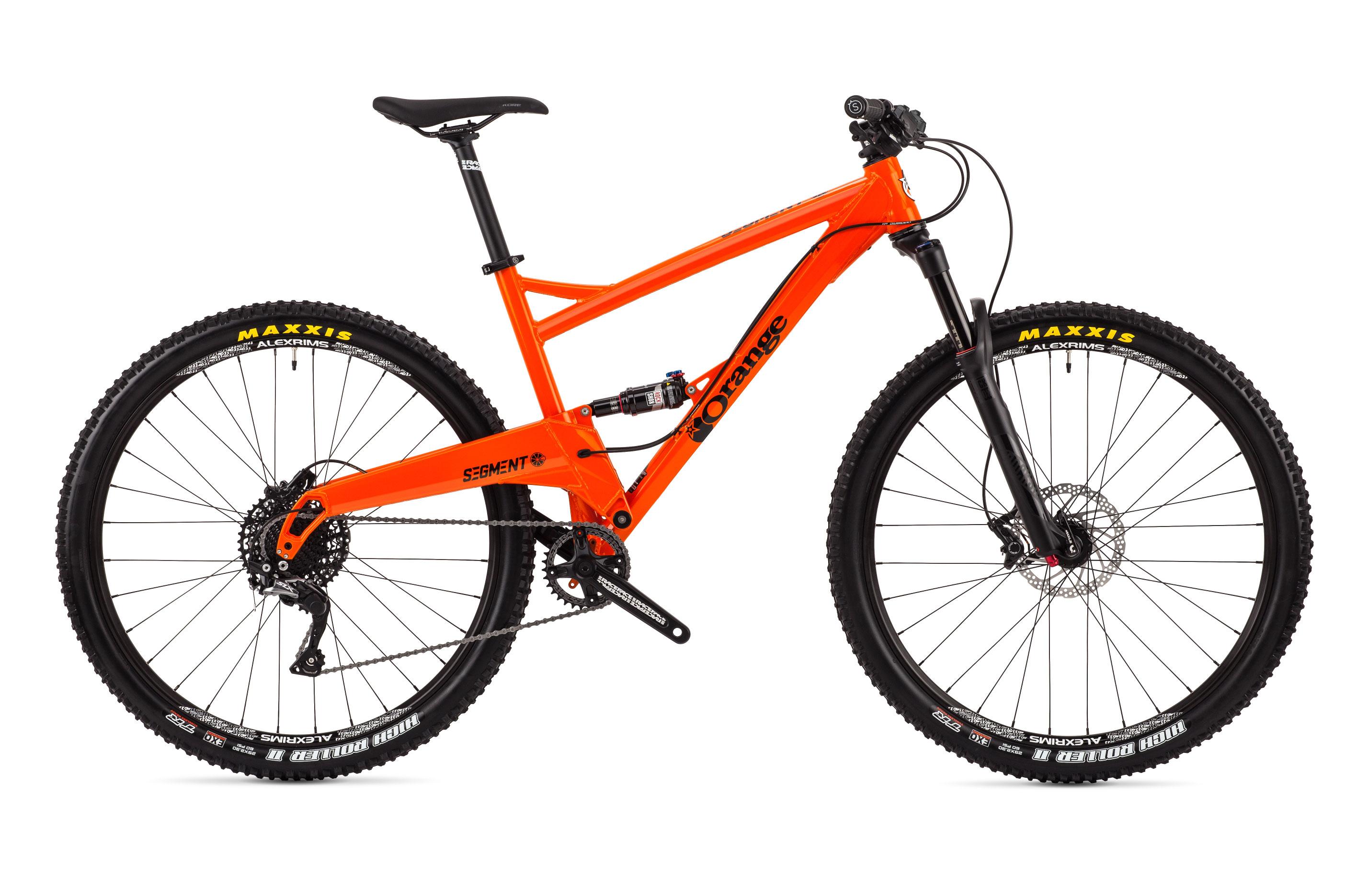 Segment S Orange Mountain Bikes