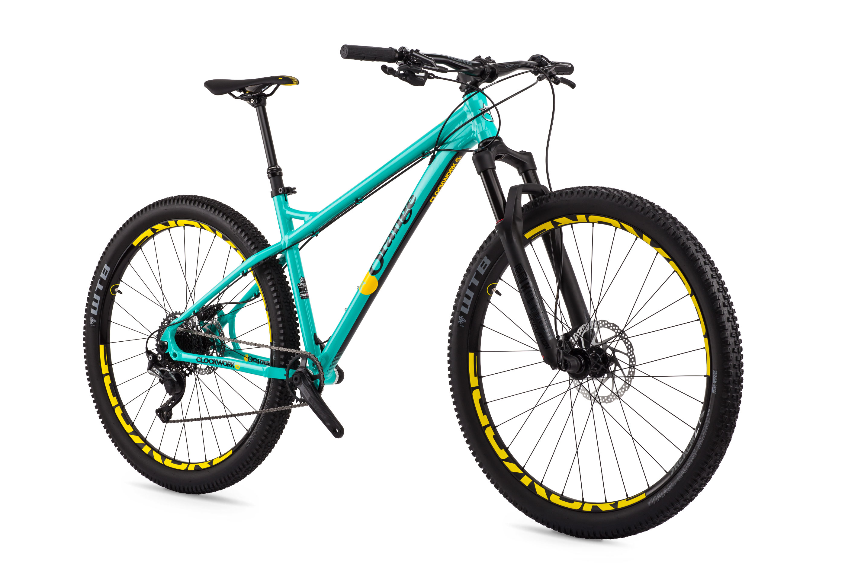 Clockwork 129 S | Orange Mountain Bikes