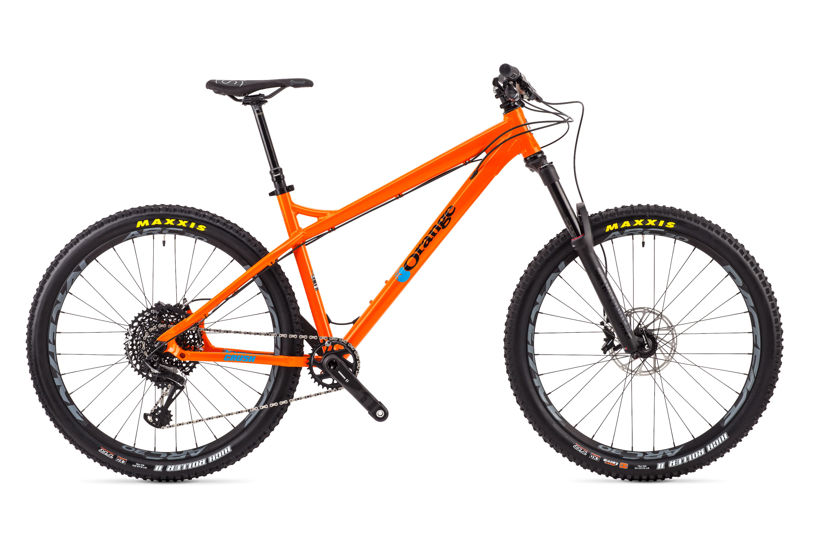 Crush Rs Orange Mountain Bikes