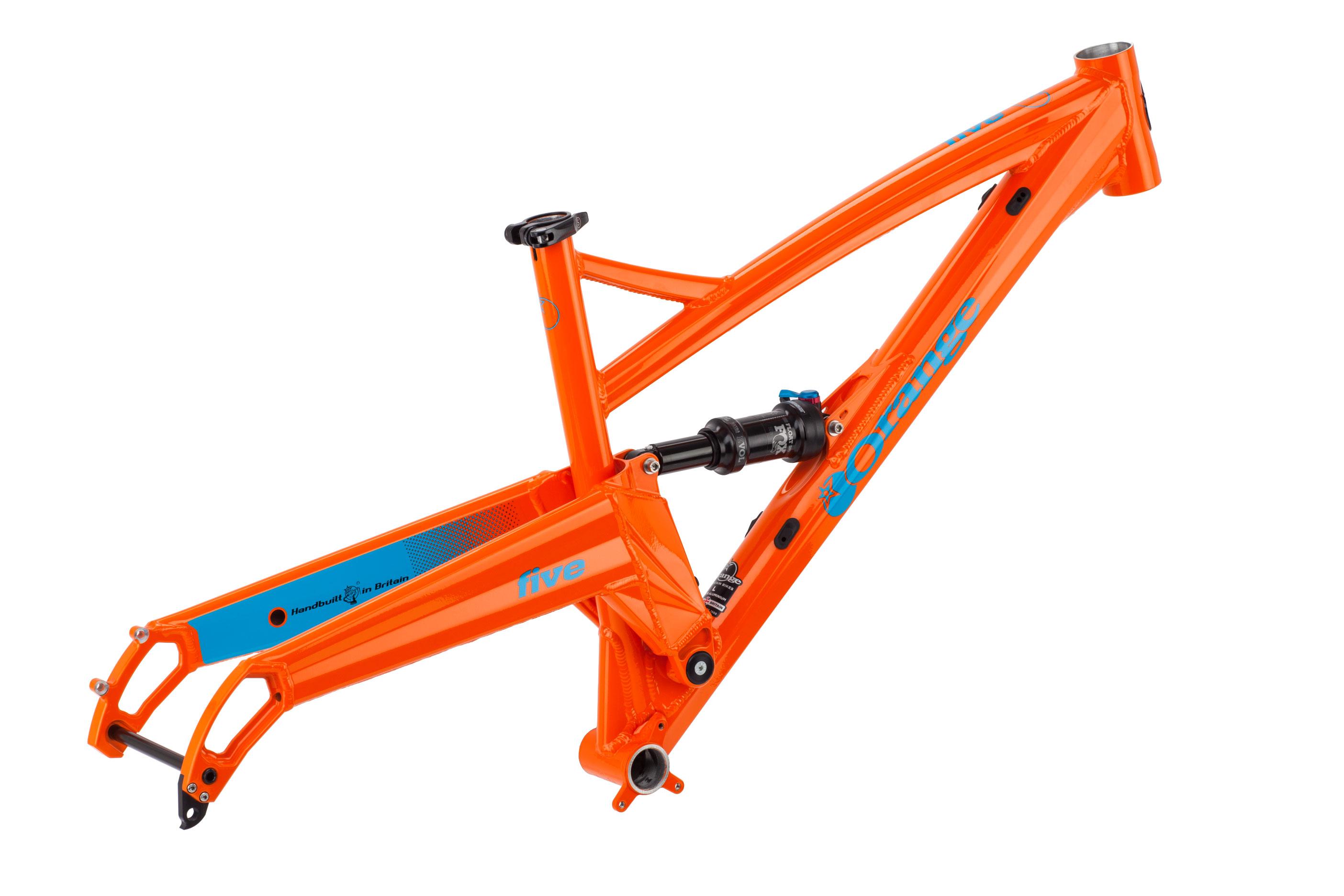 Five Frame | Orange Mountain Bikes