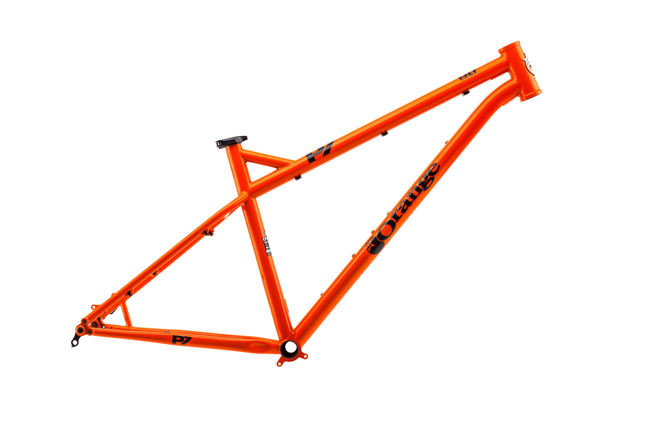 P7 Frame | Orange Mountain Bikes