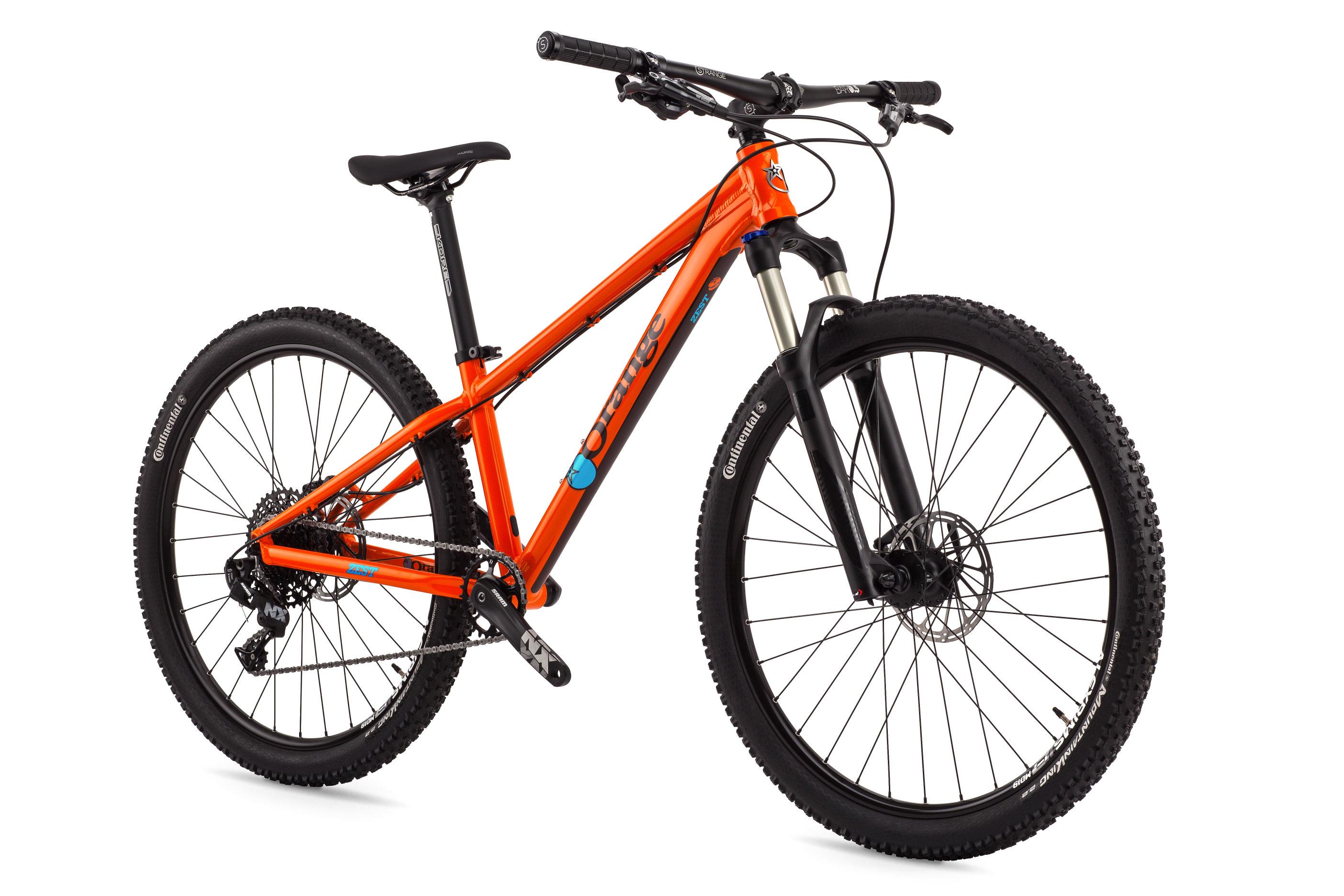 Zest | Orange Mountain Bikes