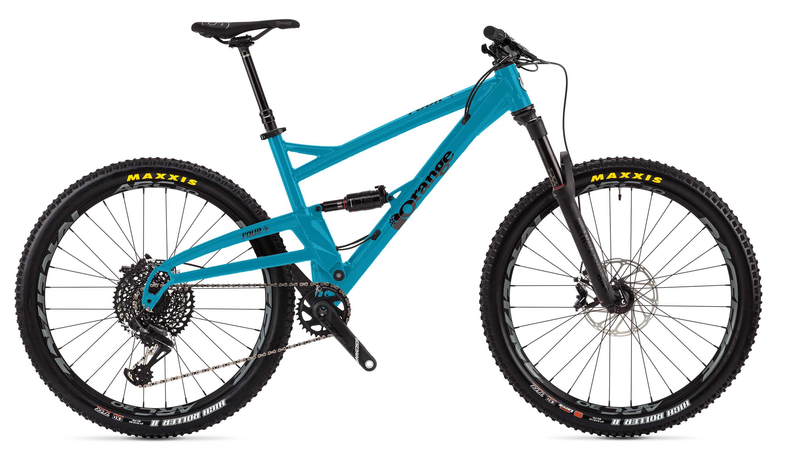 orange bikes review