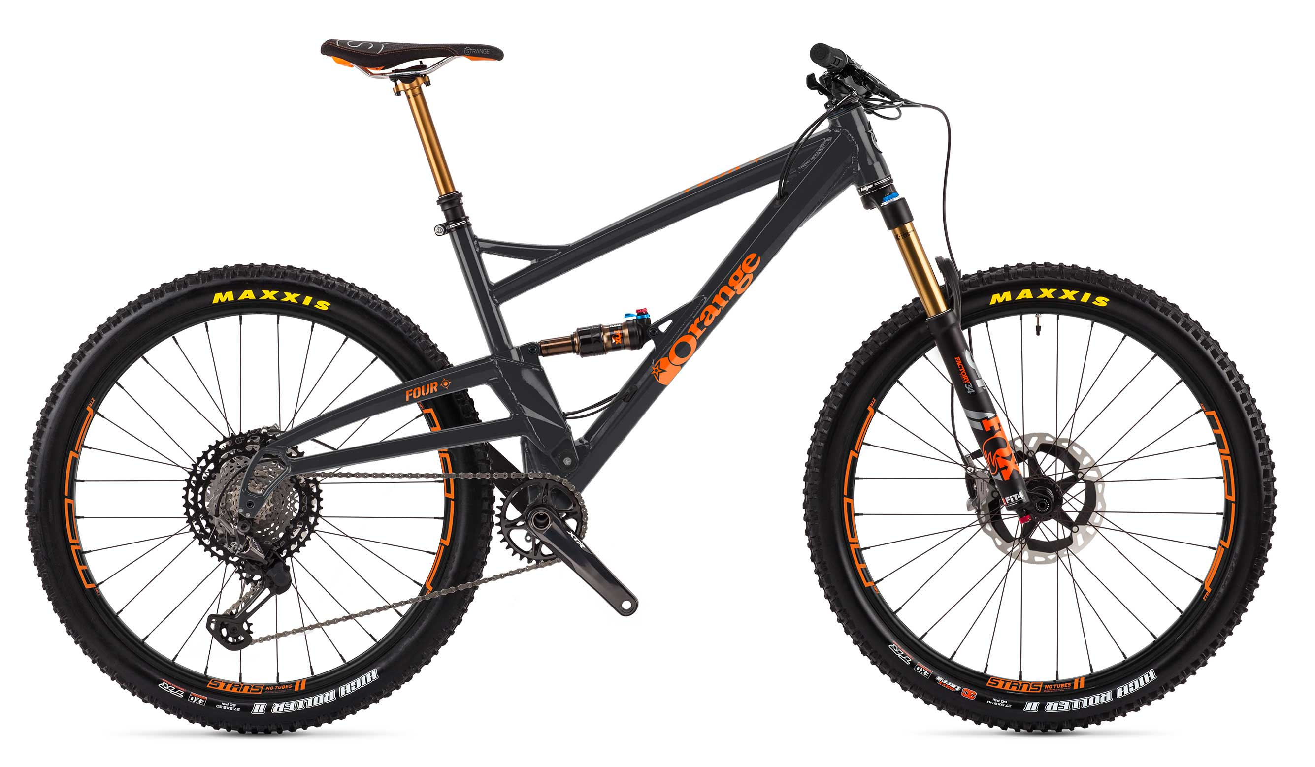 Orange bike brand review