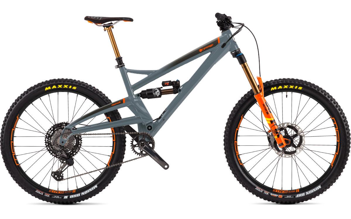 2019 Alpine 6 XTR