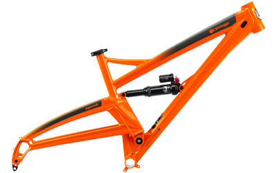 Mountain Bike Range | Orange Bikes