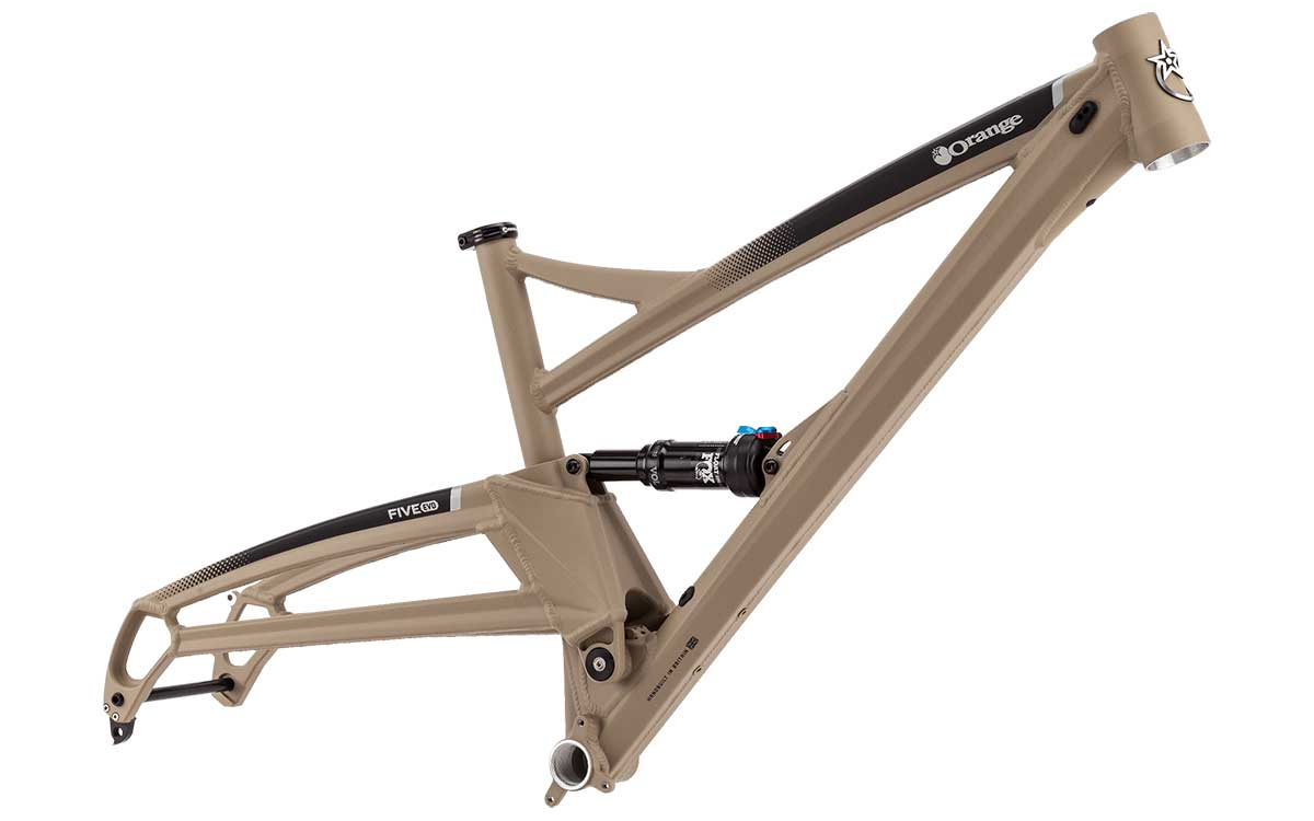 2021 Five Evo Frame