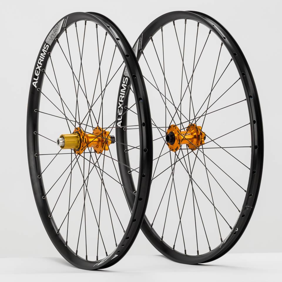 Alpine 160 RS | Orange Mountain Bikes