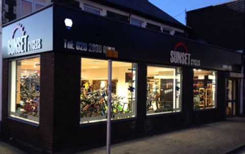 Sunset Cycles Cardiff