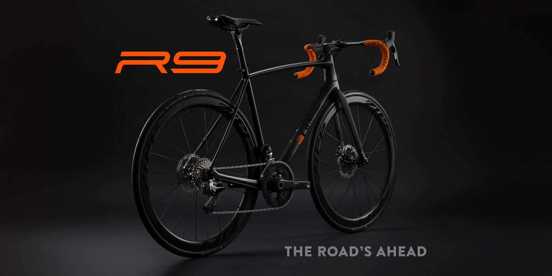 The Orange R9 - The road's ahead