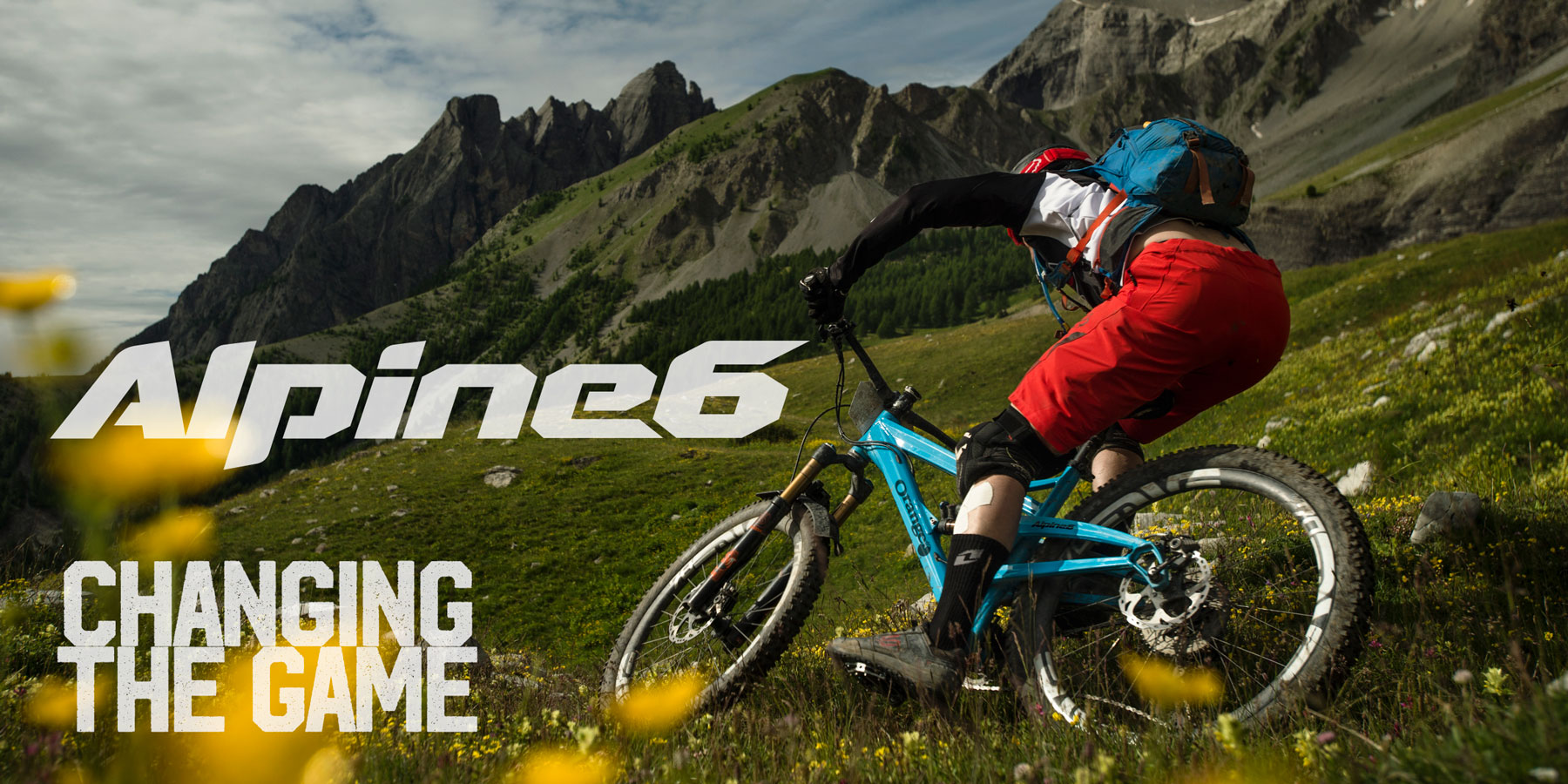 Introducing the Alpine 6... Game Changer