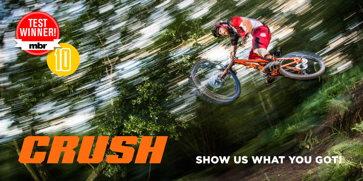 The Orange Crush - Show us what you got!