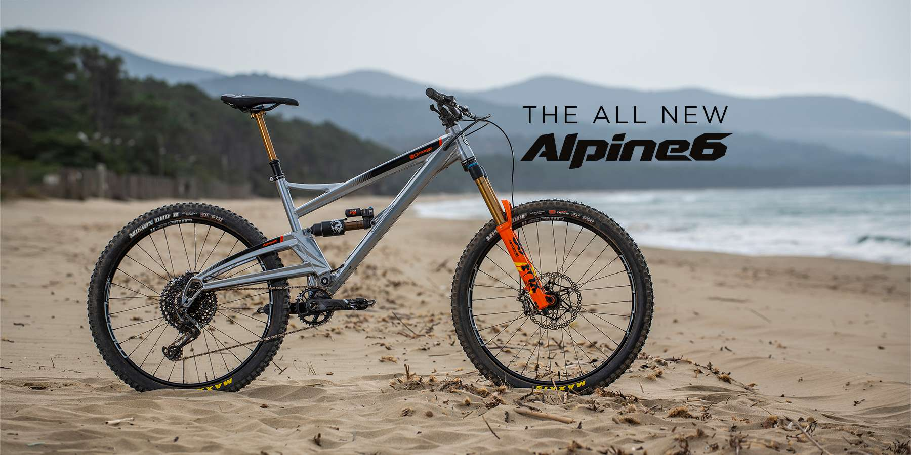 The all new Alpine 6