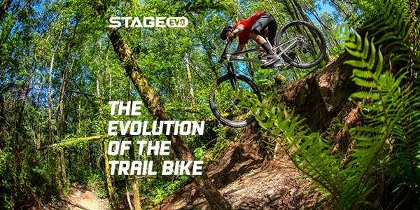 The Stage Evo 29er short-travel trail bike