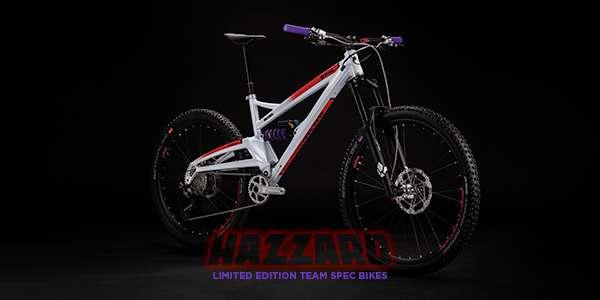 Limited Edition Hazzard Racing