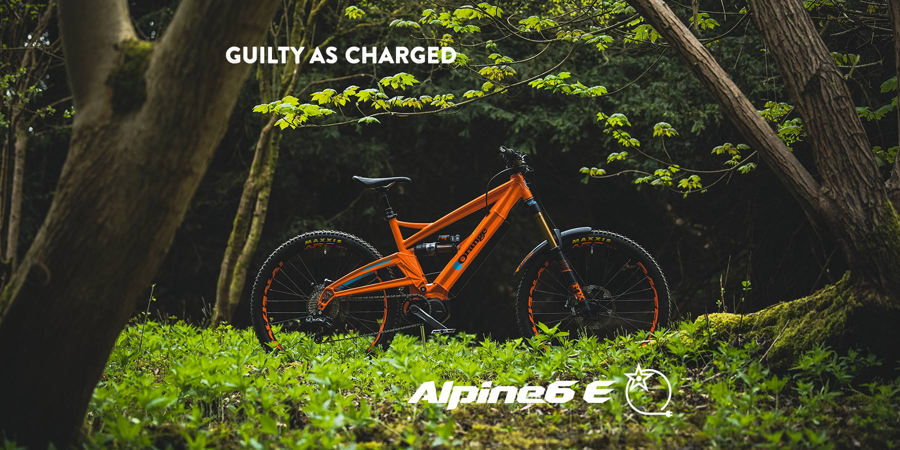 The Alpine 6 E Launching the Electric Powered Orange Program