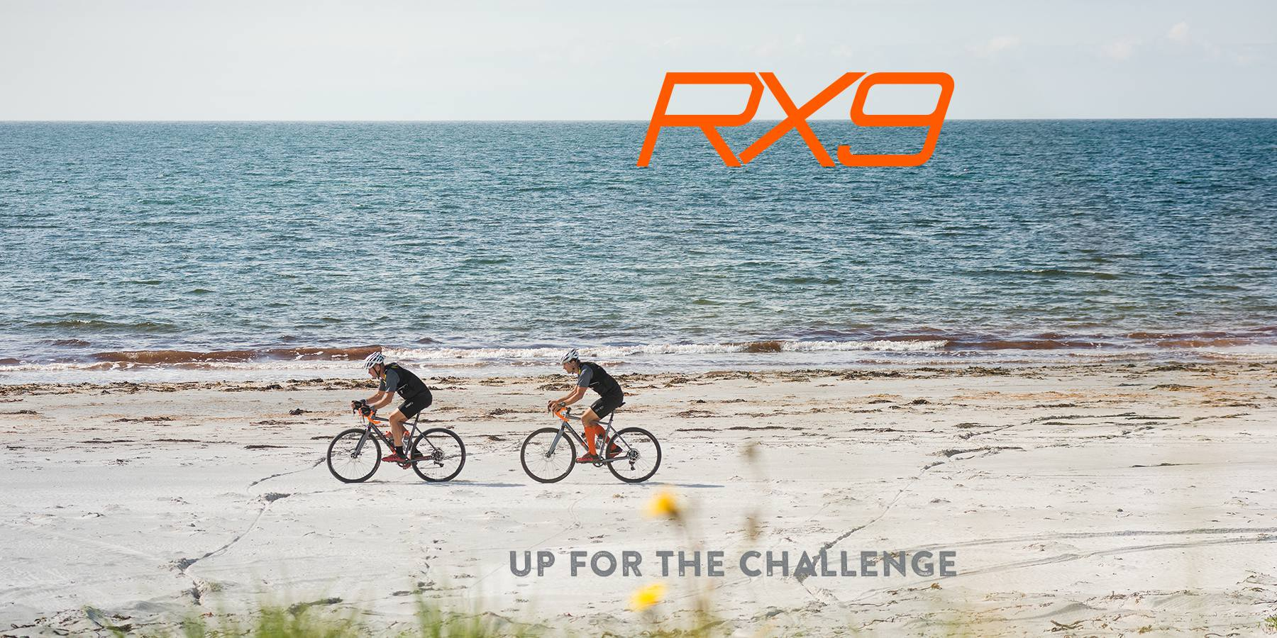 The Orange RX9 – always up for the challenge