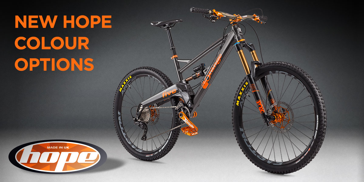New Hope orange parts added to options