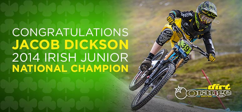 Jacob Dickson National Champ