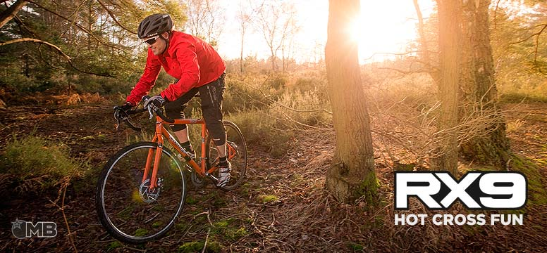 Orange RX9 - The cross bike with a twist of Orange