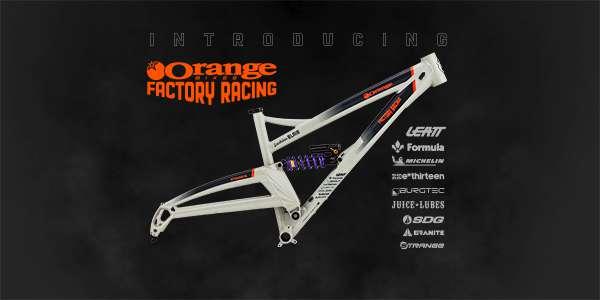 Orange Bikes return to racing