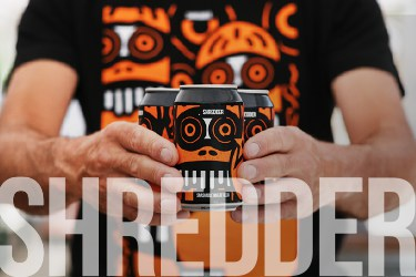 Shedder Beer and Tees Now available