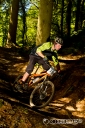 Stu Thomson, ex World Cup racer and MTBcut mastermind, seriously quick...