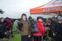 MTBcut's Stu Thomson was on hand to record proceedings
