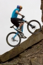Danny Macaskill goes up better than most, and down, and accross, and over...