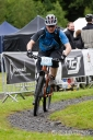 Orange racing 10 at Kirroughtree
