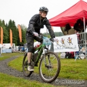 Solo Orange racing 10 at Kirroughtree