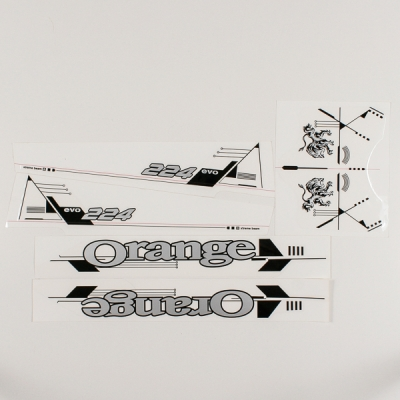 Race decal kit