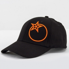 Orange Flex Cap
